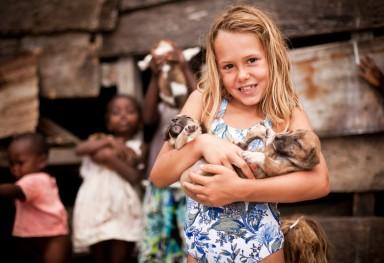 São Tomé | Aldeia de Santana